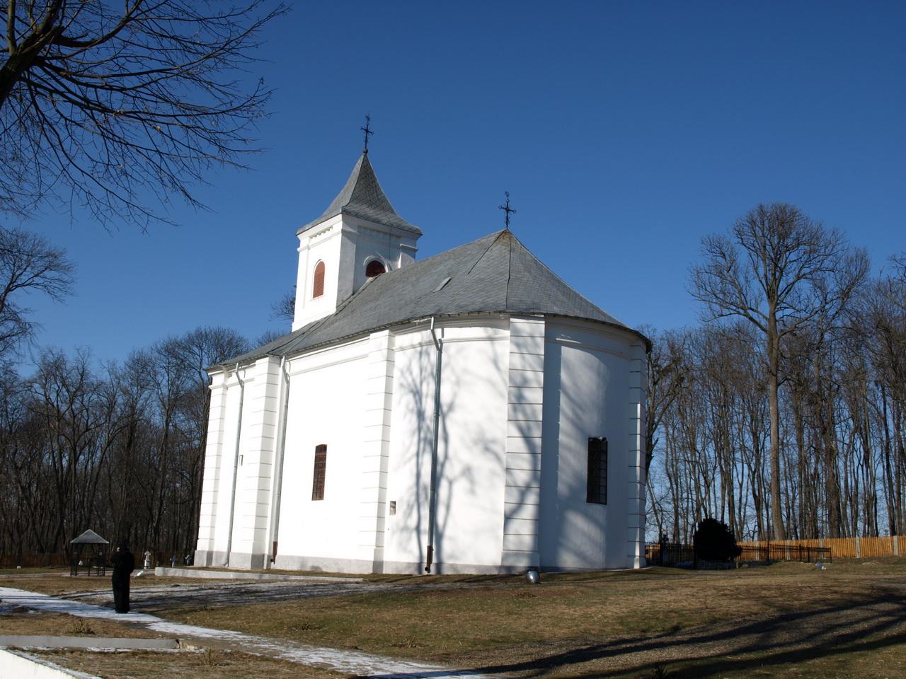 manastirea miclauseni