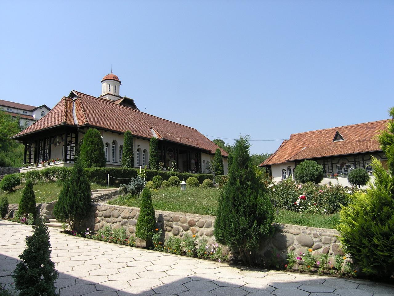 manastirea recea mures