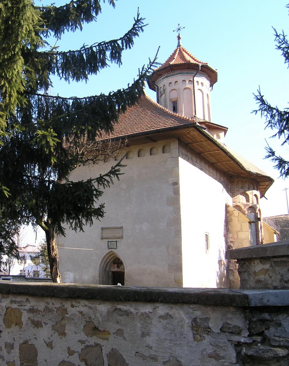 biserica sfintu ilie suceava