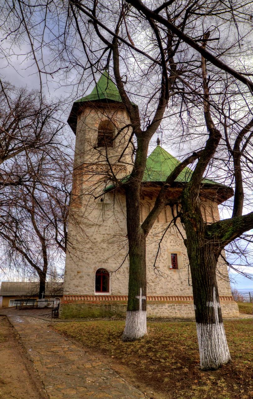 biserica din Deleni