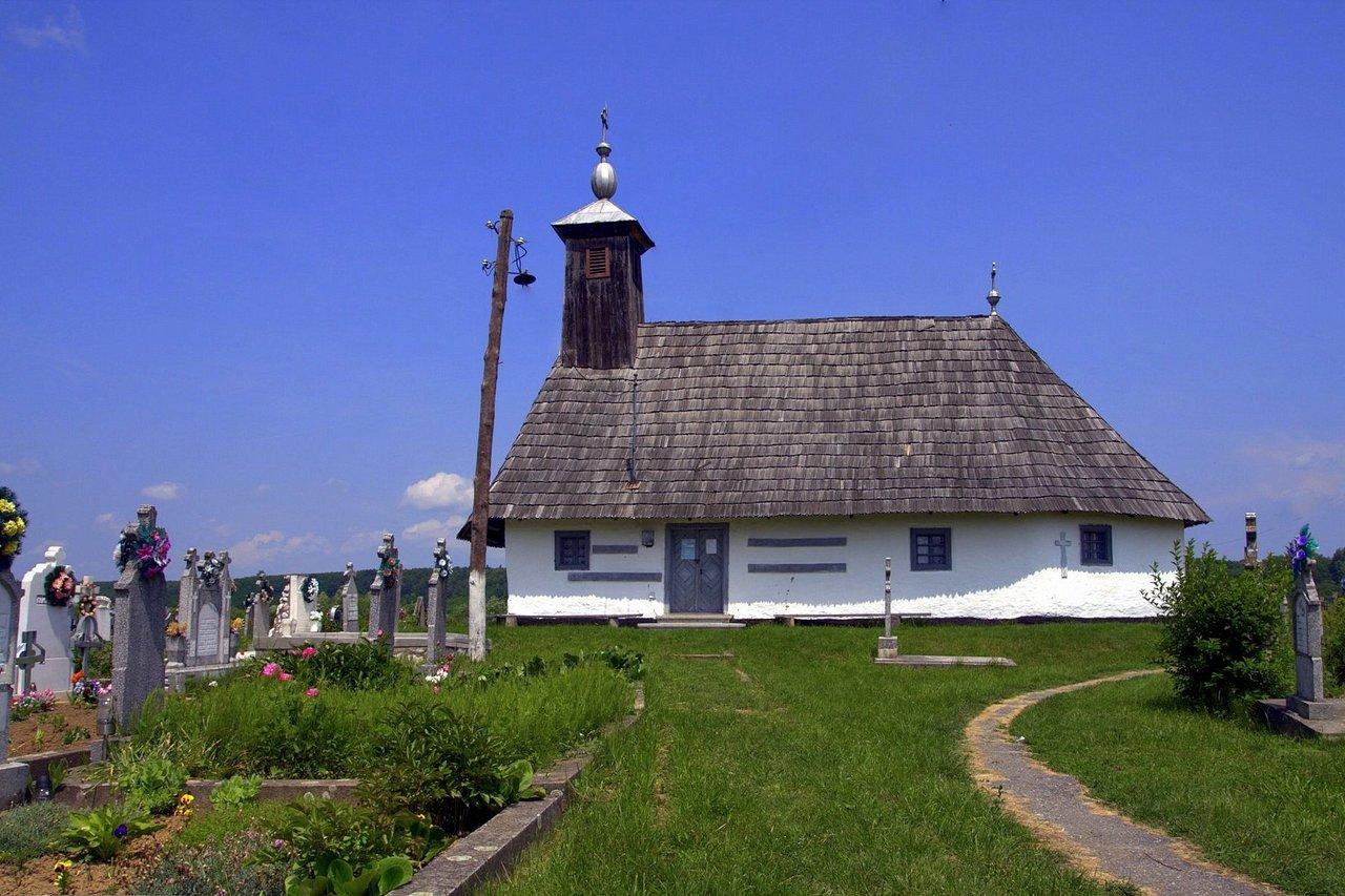 Biserica de lemn din Margina