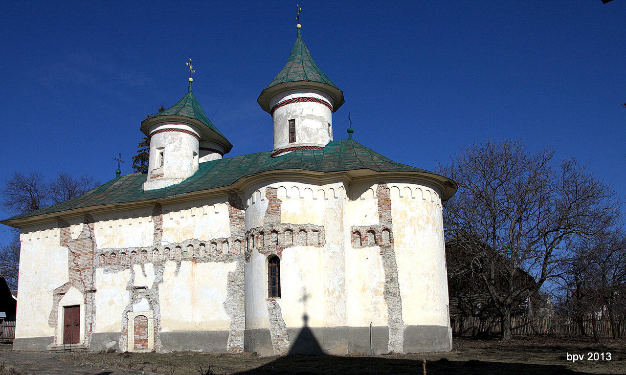 biserica ilisesti suceava