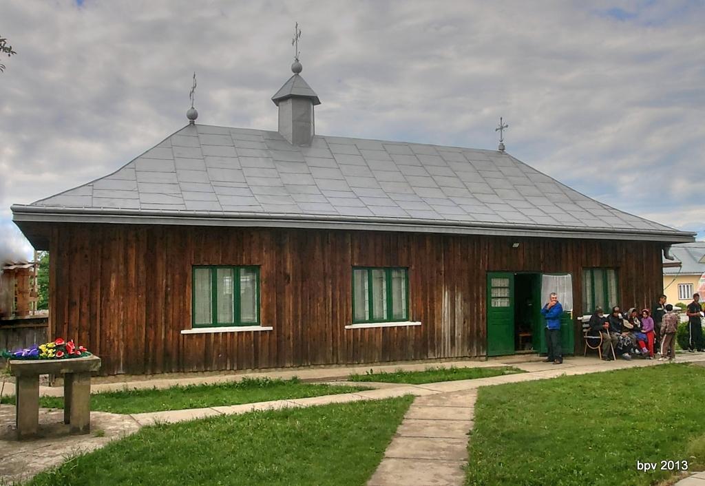 Biserica de lemn din Băișești