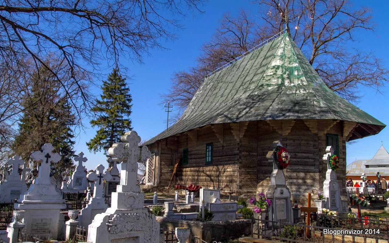 Biserica de lemn din Soloneț