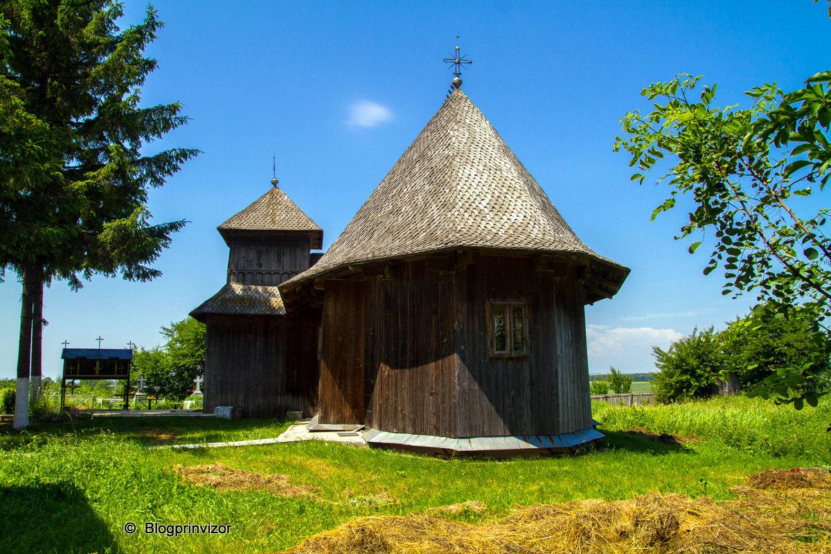 Biserica de lemn din Fedeleșeni