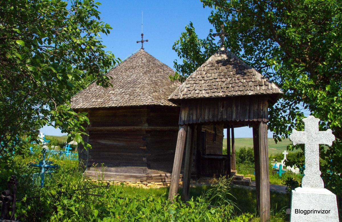 Biserica de lemn din Păușești