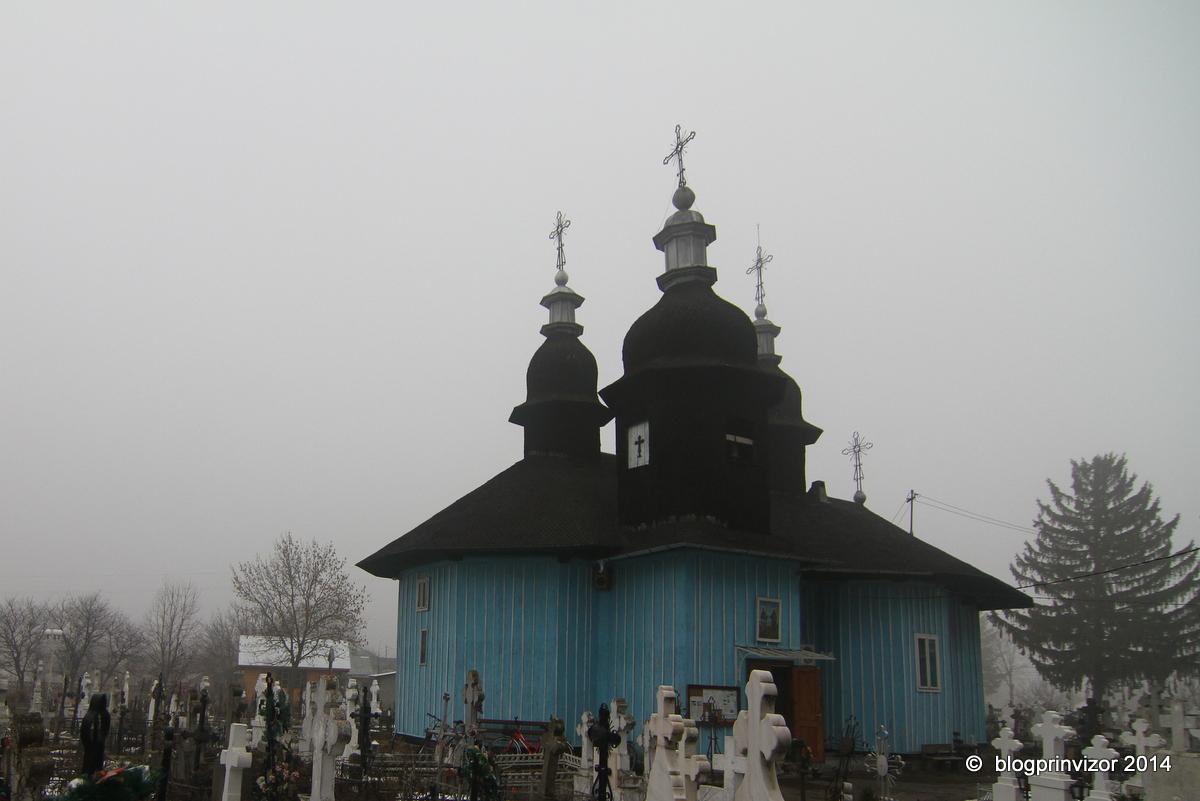 biserica de lemn din Boroia